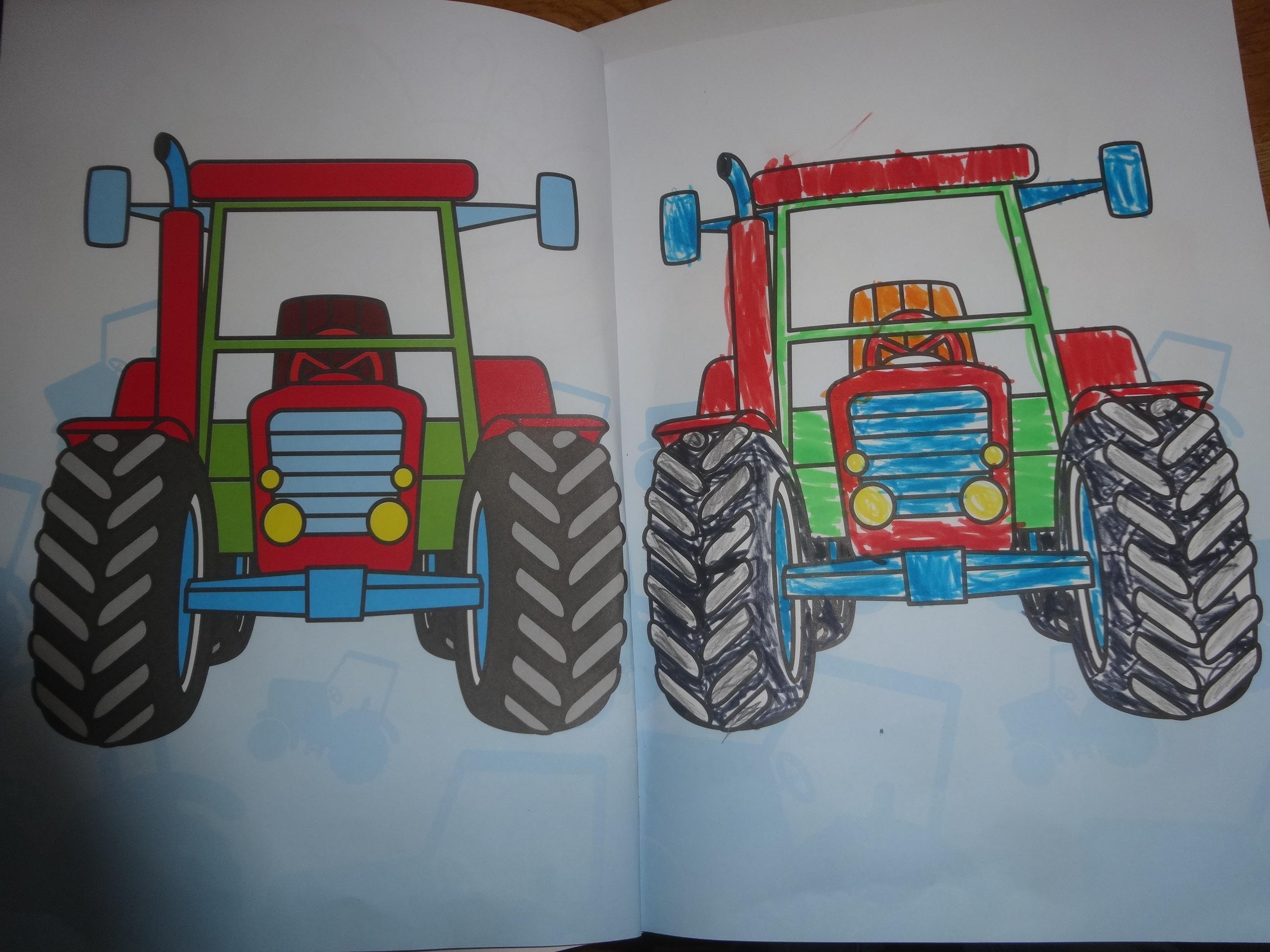 Le livre de coloriage est presque fini verra si le besoin de colorier le tenaille toujours dans quelques jours