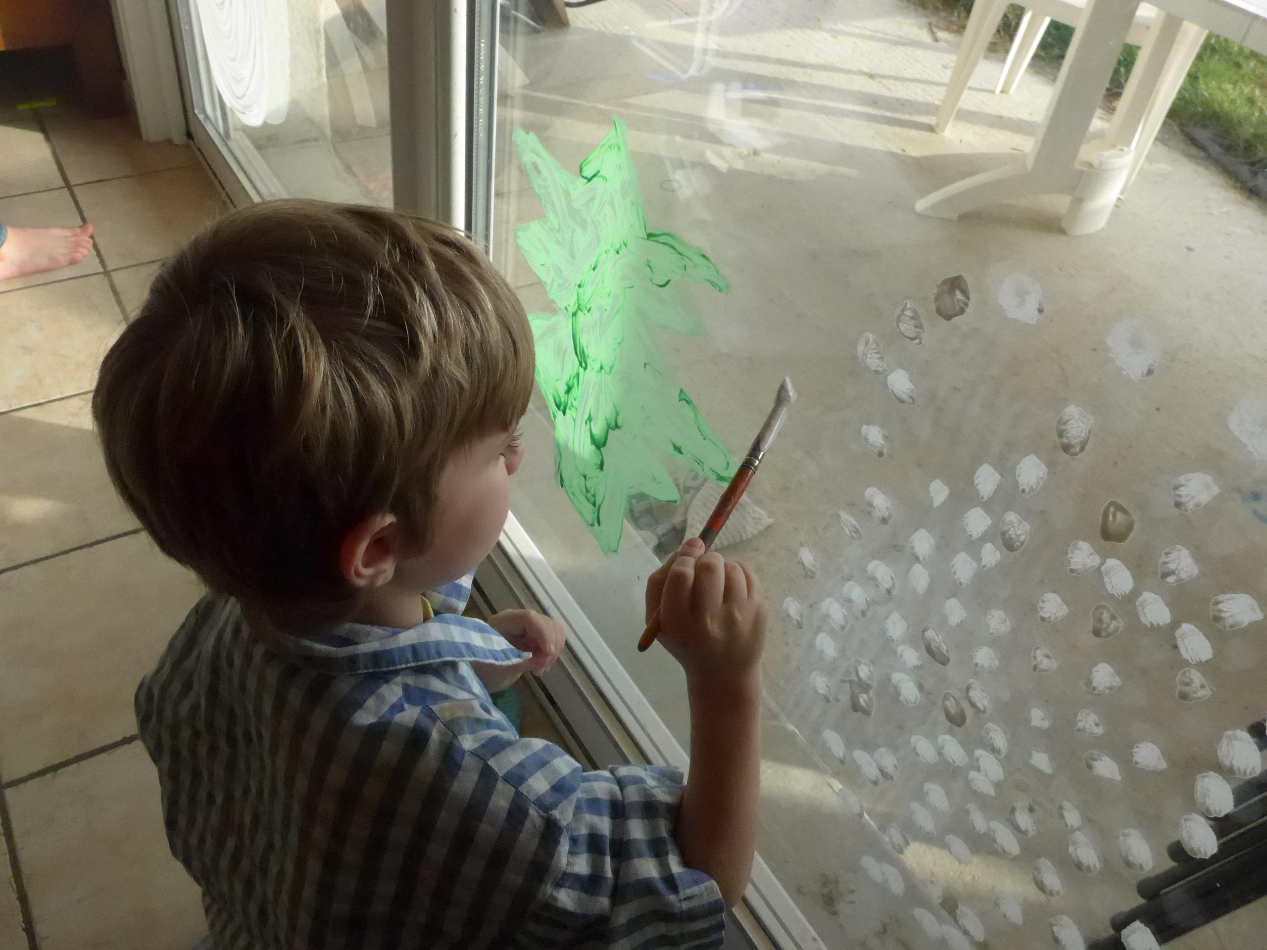 #458651 Peindre Sur Les Vitres Des Décors De Noël Activités à La  5491 décorations de noel pour vitres 2560x1920 px @ aertt.com